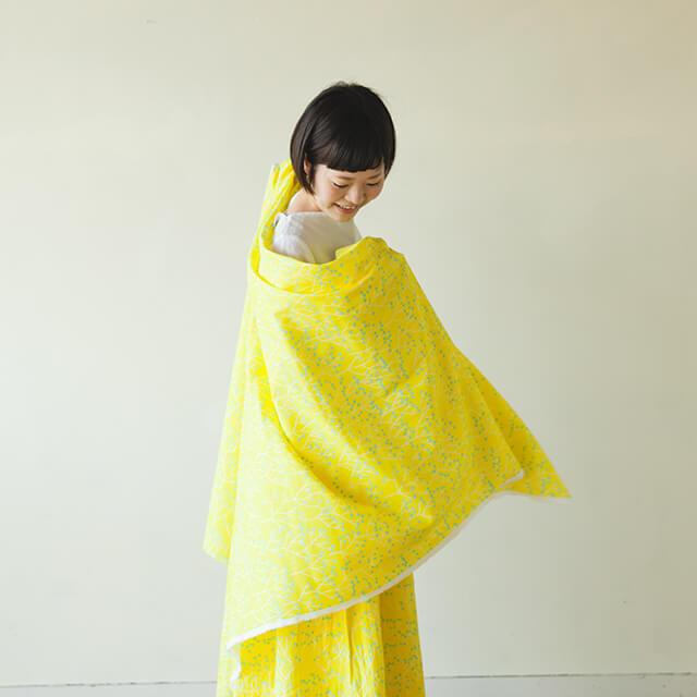 直線裁ちおとなギャザースカート 作り方