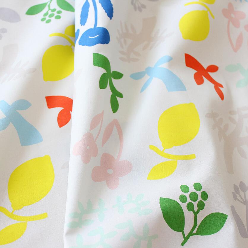 nunocoto fabric:plantlife(カラフル)