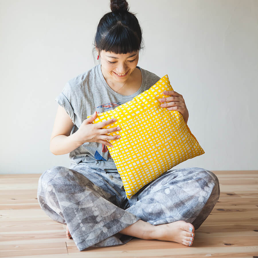 タイパンツの製図・型紙と作り方