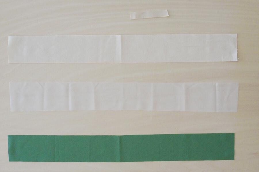 フラップ 縦型 ペンケース 作り方