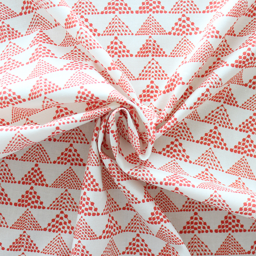 nunocoto fabric:dottriangle mini