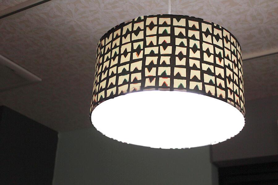 ランプシェード 作り方