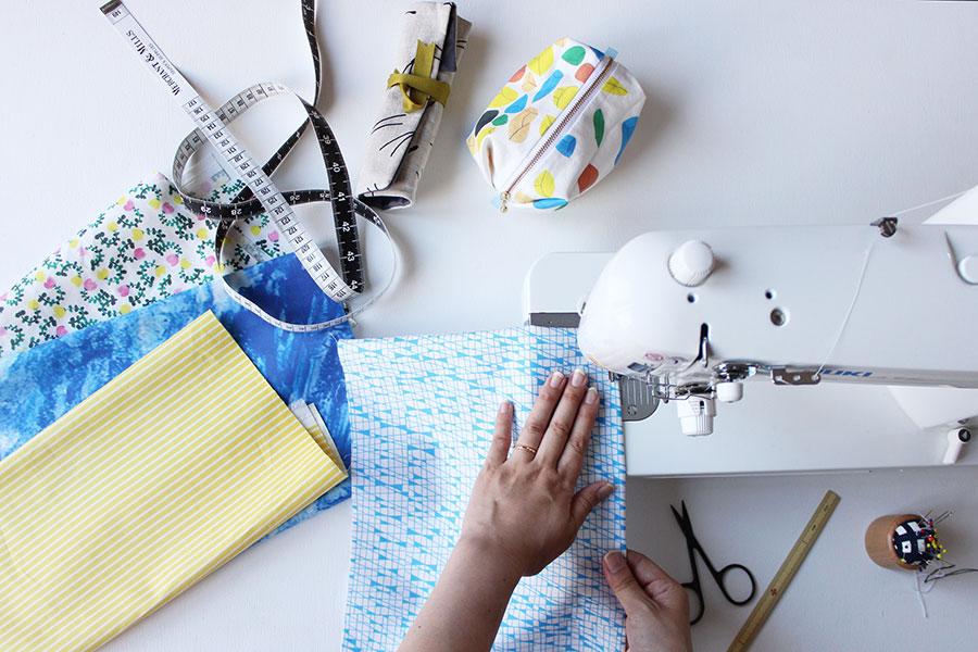 布の製品化 商用利用について
