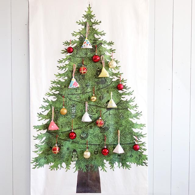 クリスマス オーナメント アドベントカレンダー 作り方