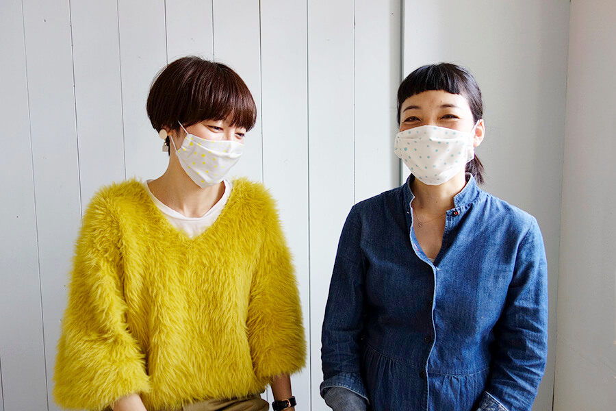 マスク 手作り 簡単 大人 用