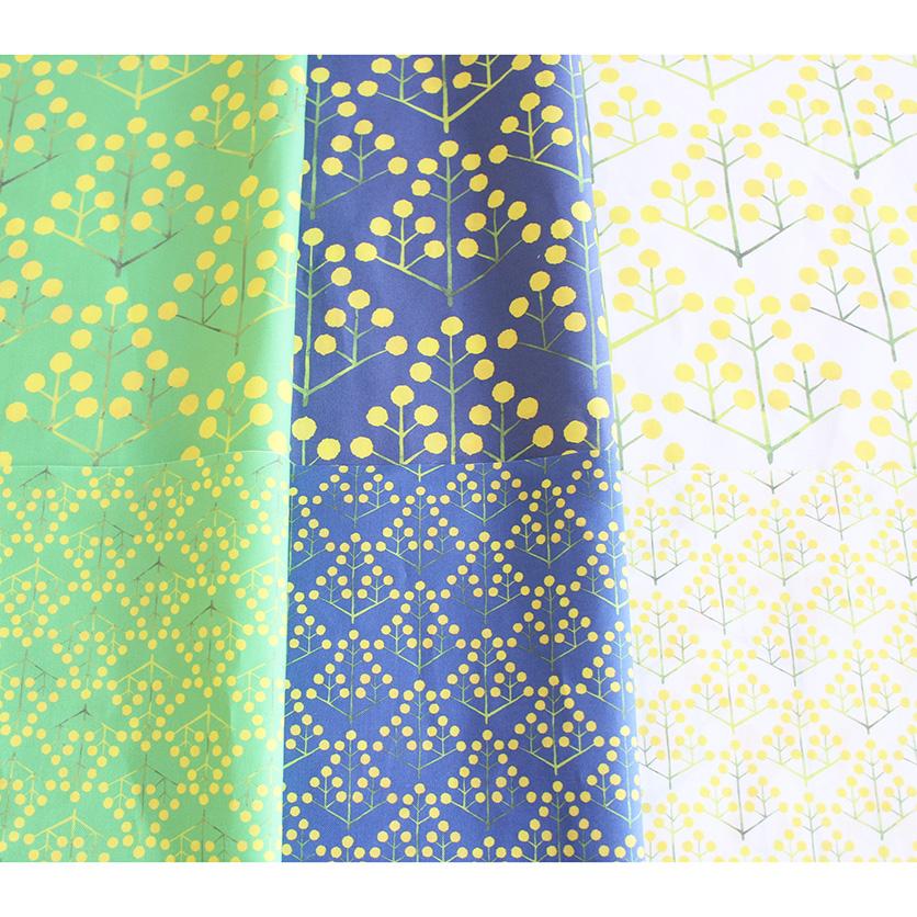 nunocoto fabric:ミモザの花束
