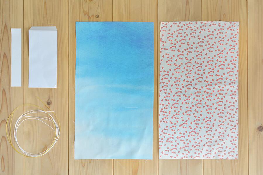 布 ご祝儀袋 作り方