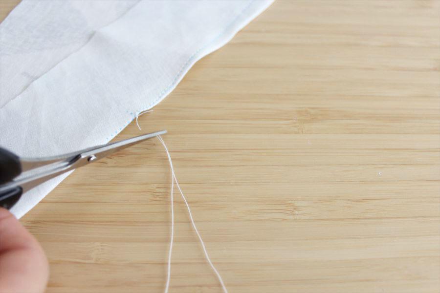 タックの縫い方