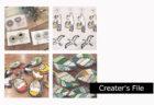 【ハンドメイド暮らし】クリエイターのお仕事ファイル~spring mum(シモジ ヒロミさん)~