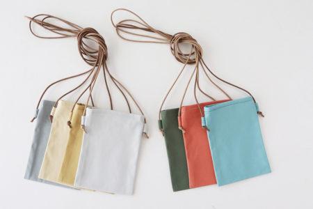 布1枚で作る、簡単スマホショルダーポーチ(ポシェット)の作り方