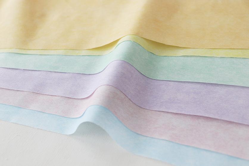 nunocoto fabric:和紙(6色)