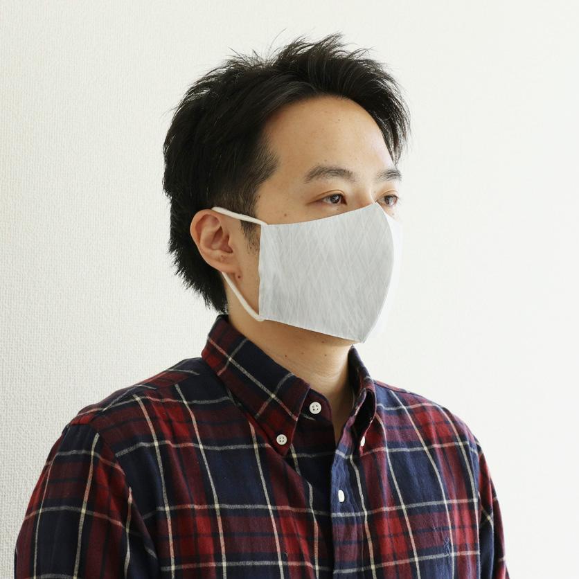 パターンファブリック:立体マスク(Lサイズ)