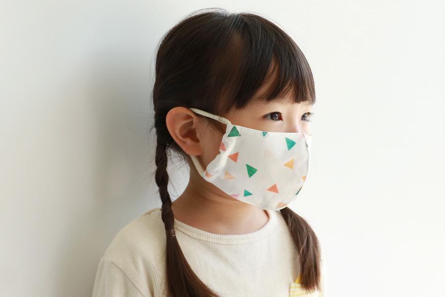 パターンファブリック:立体マスク(Sサイズ)