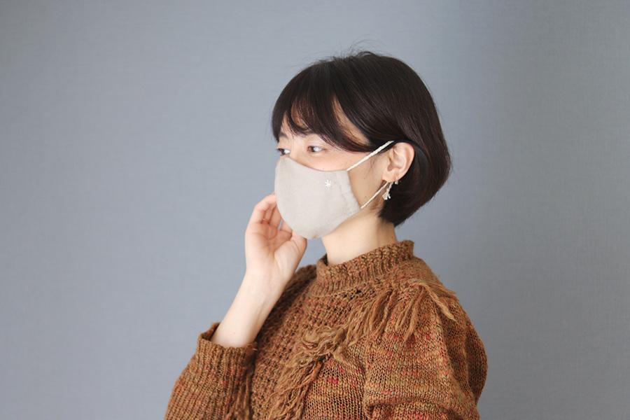【無料型紙あり】鼻・あごすっぽり!大きめ立体マスクの作り方