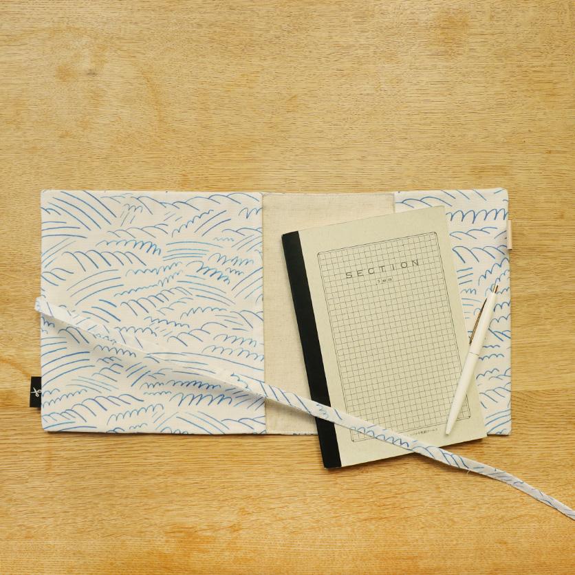 柄が選べるキット:手帳カバー
