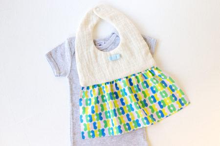 赤ちゃんだっておしゃれしたい!簡単かわいい、フリフリスタイの作り方