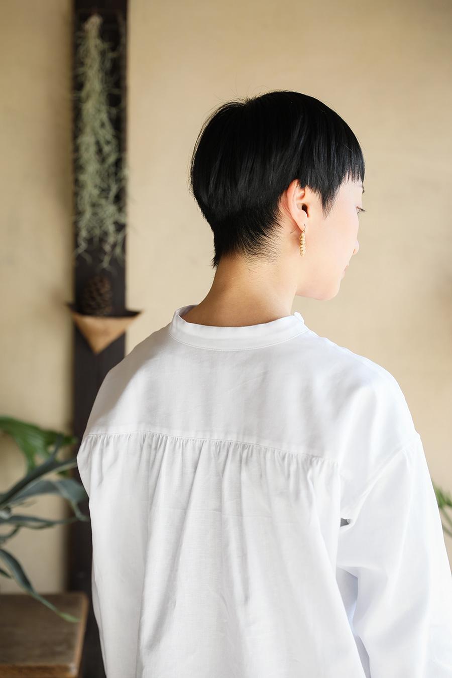 パターンファブリック:美濃羽まゆみさん考案のパターンで作る、はじめての白シャツ
