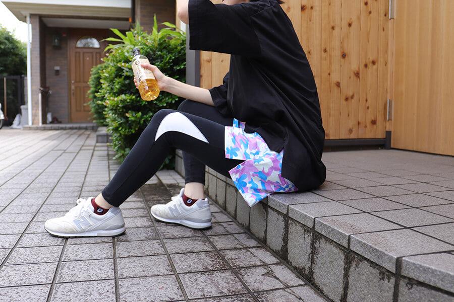 【型紙不要】男女兼用ランニングパンツの作り方